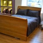 Lyon High End Bed Frame King Size