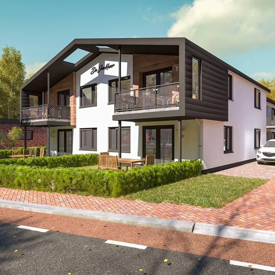 10 appartementen De Jonkheer te Schalkwijk