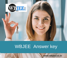 WBJEE Answer Key-2018-www.wbjee.co.in