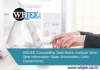 WBJEE Counselling Seat Matrix Institute Wise Seat Information State Universities / Univ. Departments