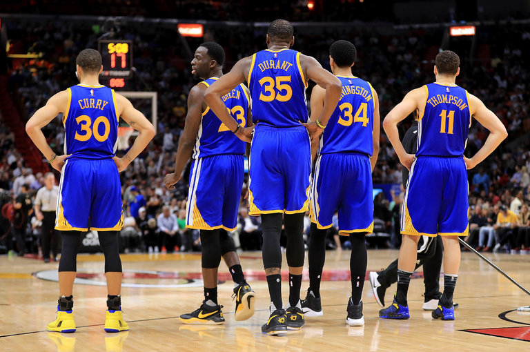Golden State Warriors vs San Antonio Spurs Game 4 Live Stream: Watch NBA Playoffs Online