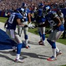 New York Giants Free Agent WRs