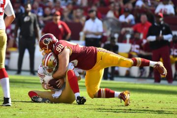 Washington Redskins Week 7 Keys