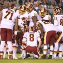 Washington Redskins Week 8