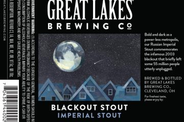 Great Lakes Blackout Stout