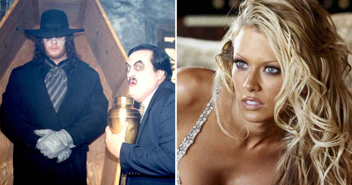 WWE: Former porn star Jenna Jameson making allegations against the Undertaker