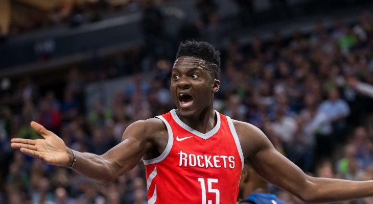 NBA Clint Capela Top 50