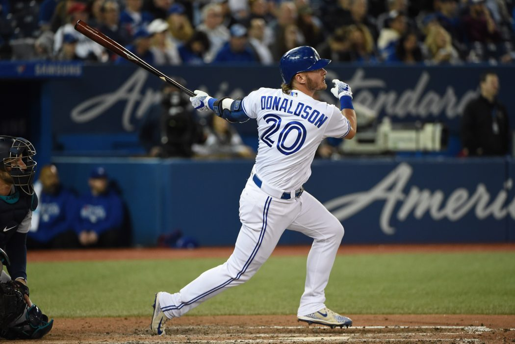 Atlanta Braves could use the services of Josh Donaldson and J.A. Happ