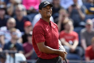 The Open Championship Tiger Woods