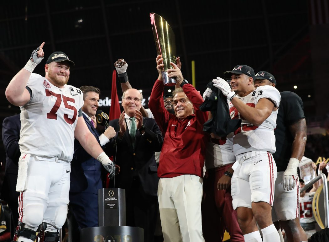 Alabama Crimson Tide: Can Anyone Dethrone the Kings in 2018?