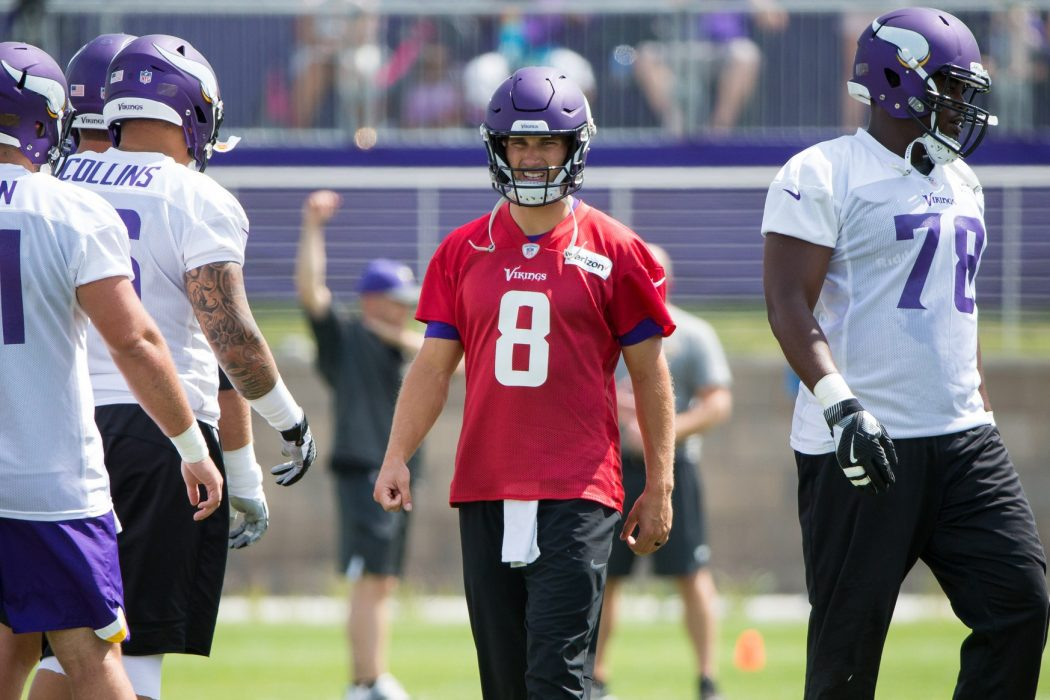Minnesota Vikings: Three Questions Heading into the 2018 Season