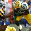 Green Bay Packers Ty Montgomery