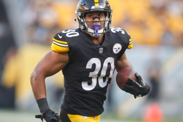 Pittsburgh Steelers James Conner Le'Veon Bell