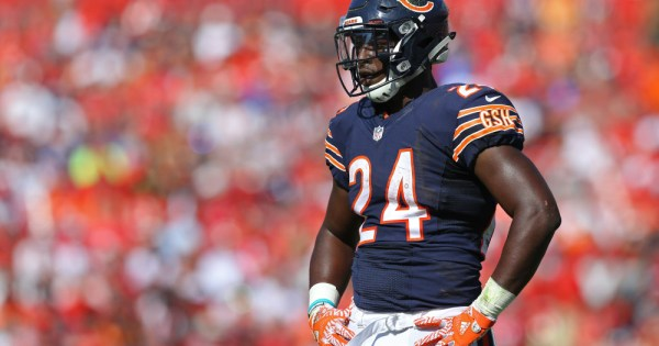 Chicago Bears RB Jordan Howard