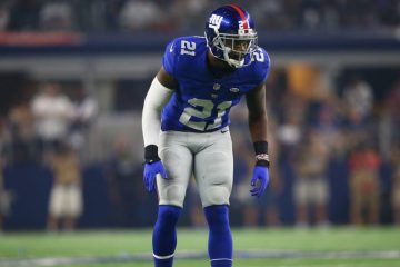 New York Giants Landon Collins Washington Redskins