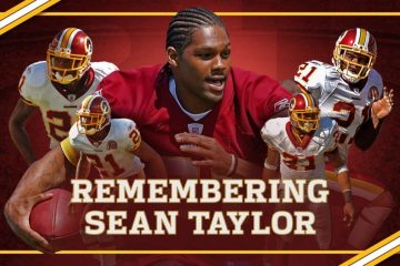Washington Redskins Sean Taylor