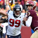 Houston Texans at Washington Redskins
