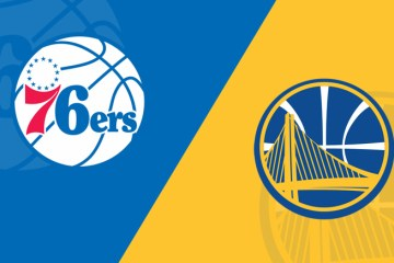 nba Philadelphia 76ers at Golden State Warriors