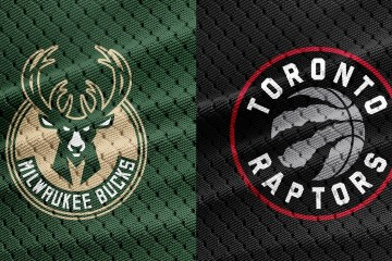 NBA Milwaukee Bucks at Toronto Raptors