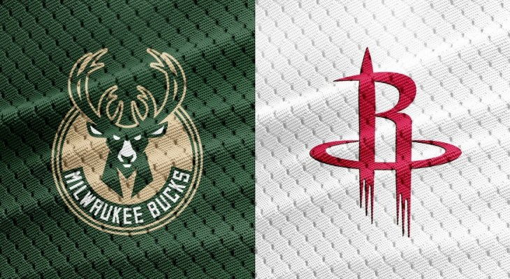 NBA Milwaukee Bucks at Houston Rockets