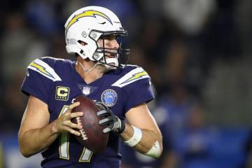 Los Angeles Chargers at Baltimore Ravens