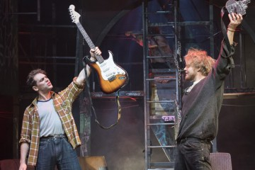 Rent Live Musical