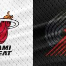 NBA Miami Heat at Portland Trail Blazers