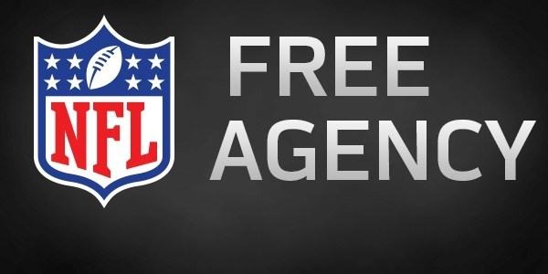 NFL Free Agency: Team by Team Player Signing Tracker