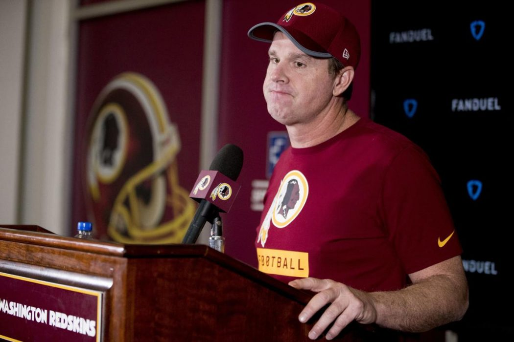 Washington Redskins: Is 2019 the Last Year for Jay Gruden?
