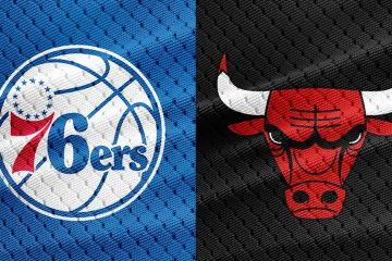 NBA Philadelphia 76ers Chicago Bulls