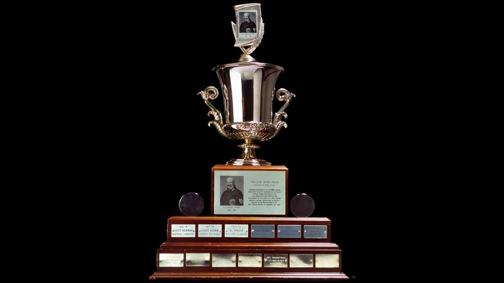 NHL: Top 5 Candidates for the Jack Adams Trophy