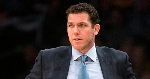 Sacramento Kings Luke Walton