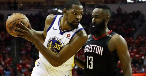 NBA Houston Rockets Golden State Warriors