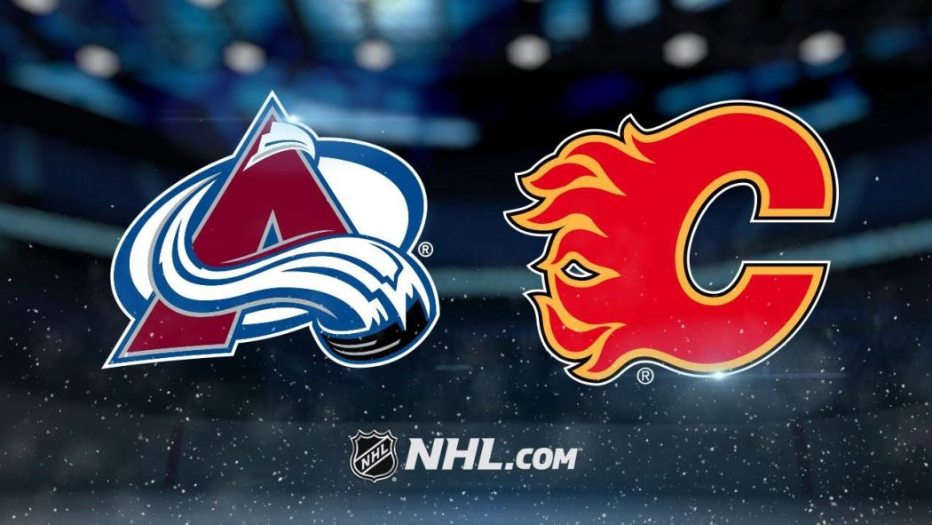 NHL Playoffs: A Look Inside the Colorado Avalanche vs Calgary Flames