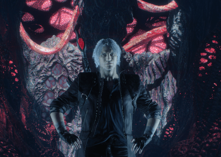 Video Games: Devil May Cry 5 - This Cheese is Delicious!