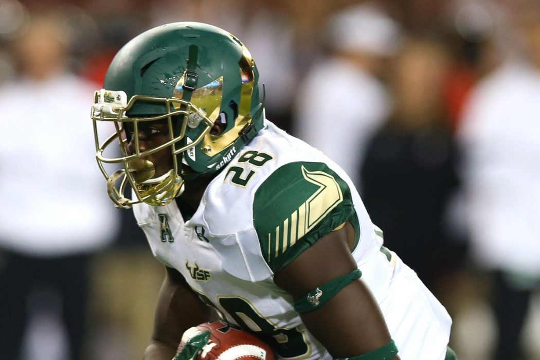 USF Bulls Player Profile: Running Back - Trevon Sands