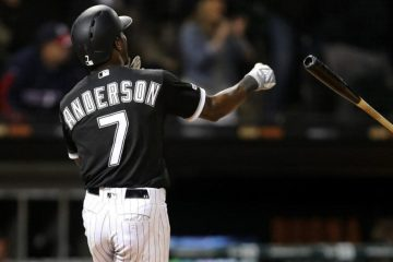 Chicago White Sox Tim Anderson