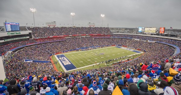 BUffalo Bills Playoffs