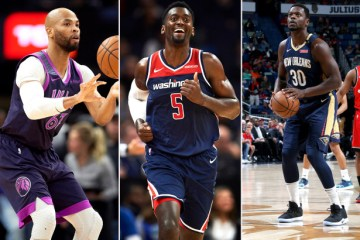 New York Knicks Free Agent Signings