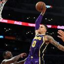 Los Angeles Lakers Kyle Kuzma