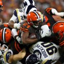 Los Angeles Rams Cleveland Browns