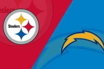 SNF Steelers Chargers
