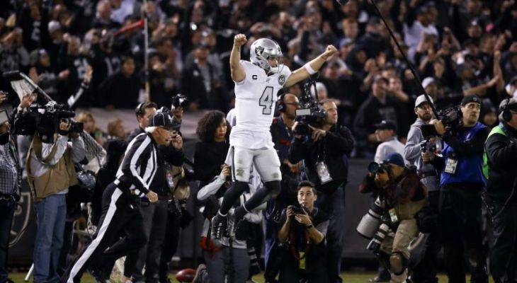 Los Angeles Chargers Oakland Raiders