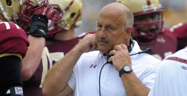 Boston College Eagles Steve Addazio