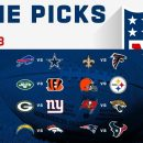 NFL 2019 Week 13 Picks