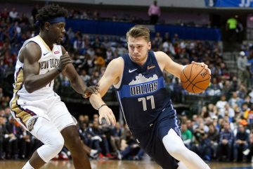 Luka Doncic Mavericks