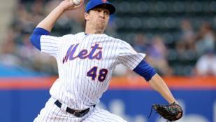 Cy Young deGrom