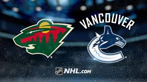 NHL Wild Canucks