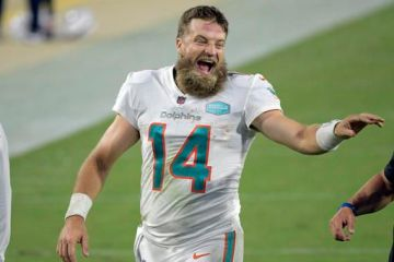 Dolphins Ryan Fitzpatrick