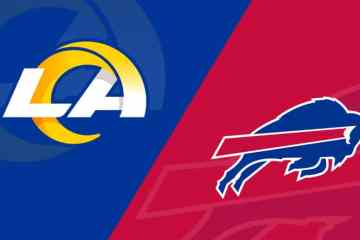 NFL Rams Bills